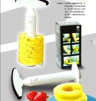 Free Shipping! wholesale Plastic Pineapple peeler, Pineapple slicer,15pcs/Lot