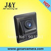 mini and hidden radar detector camera with waterproof and 170 degree lens angle for TOYOTA 2010 2011 PRADO JY-6833