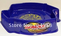 10pcs/lot New arrive Blue Beyblade metal fusion arena ,arena,spinning top ,tops,not beyblade launcher History: Feedbacks