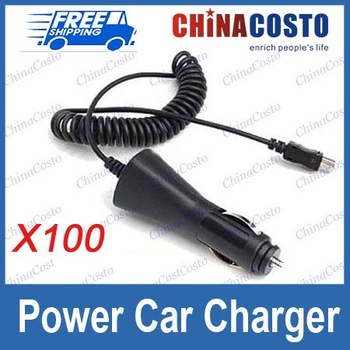 Micro USB Car Charger for Samsung Galaxy S i9000 Galaxy S 2 II S2 i9100,mobile phone charger
