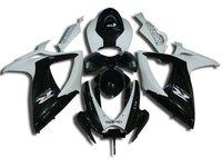 Motorcycle body armor/fairing kits for SUZUKI GSXR600/750 06-07