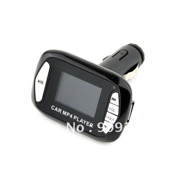 Surpeb Value HOT SALE ! CAR FM TRANSMITTER FOR MP3 PLAYER  SD/MMC USB With Remote Control