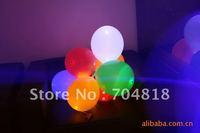 Free shipping LED ballon,Wedding Flashing LED light,LED toy, Christmas,New Year,party,Birthday,bar,1lot=100sets=200pcs ballons