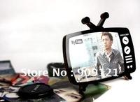 Sale Promotion ! Retro Acrylic Panel MyTube TV Photo Frame Keep Memory Beautiful and Shiny.