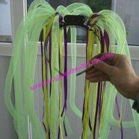 Fluorescent Color Party Wigs