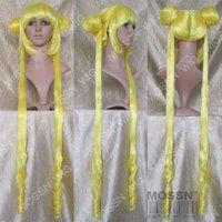 Sailor Moon Sailor Serena Tsukino Cosplay Blonde Wig