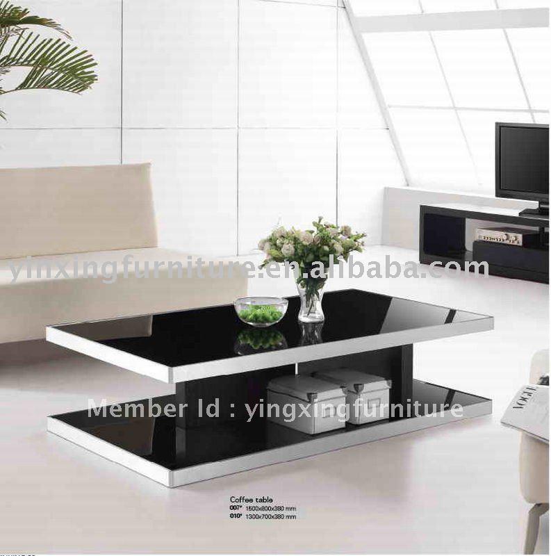 Acheter moderne table basse en bois 007 de table basse en b - Table basse bois moderne ...