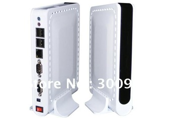 Net pc n580 thin client  computer with 4 usb ports,support win 7,Microphone, Speaker, Touch screen