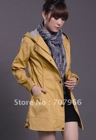 winter Specials New  Korean jacket Women / classic false piece Jacket Slim female