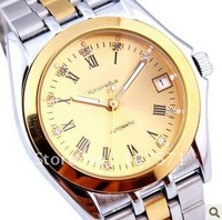 Free Shipping High Quality Calendar Luminus Automatic Watch 4 Colors