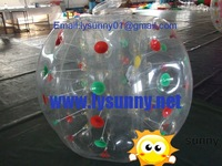 inflatable games discount price now Body  zorb ball ,body Bumper Ball 1.2.5.8 without shipping
