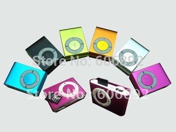 Free shipping 5pcs/lot hot sell support 1-8GB TF card MP3,fashion.mini mp3,mp3 player