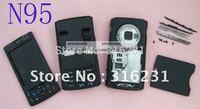 New full Housing Cover + Keypad for Nokia N95