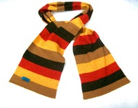 2012 New Fashion  scarf Fashion elegant knitted scarf,