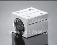 4pcs SBR20UU CNC Linear Ball Bearing Support Unit,pillow blocks
