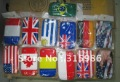 Many designs available National Flag Case for For Blackberry 8520 Hot selling China Post Free Shipping