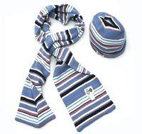 2012 New Fashion Knitting 100% Wool Scarf Hat Set,winter Unisex Scarf,Popular Scarf  1pcs/lot  free shipping