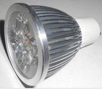 5*1W GU10 LED spotlight, 500lm