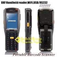 WiFi UHF handheld reader EPC C1, GEN2/ISO18000-6C