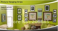 3M Medium Magic mushroom Picture hanging Strips for photo frame(3 sets/bag) 7cm X 1.8cm Max weight capacity : 4.5KG