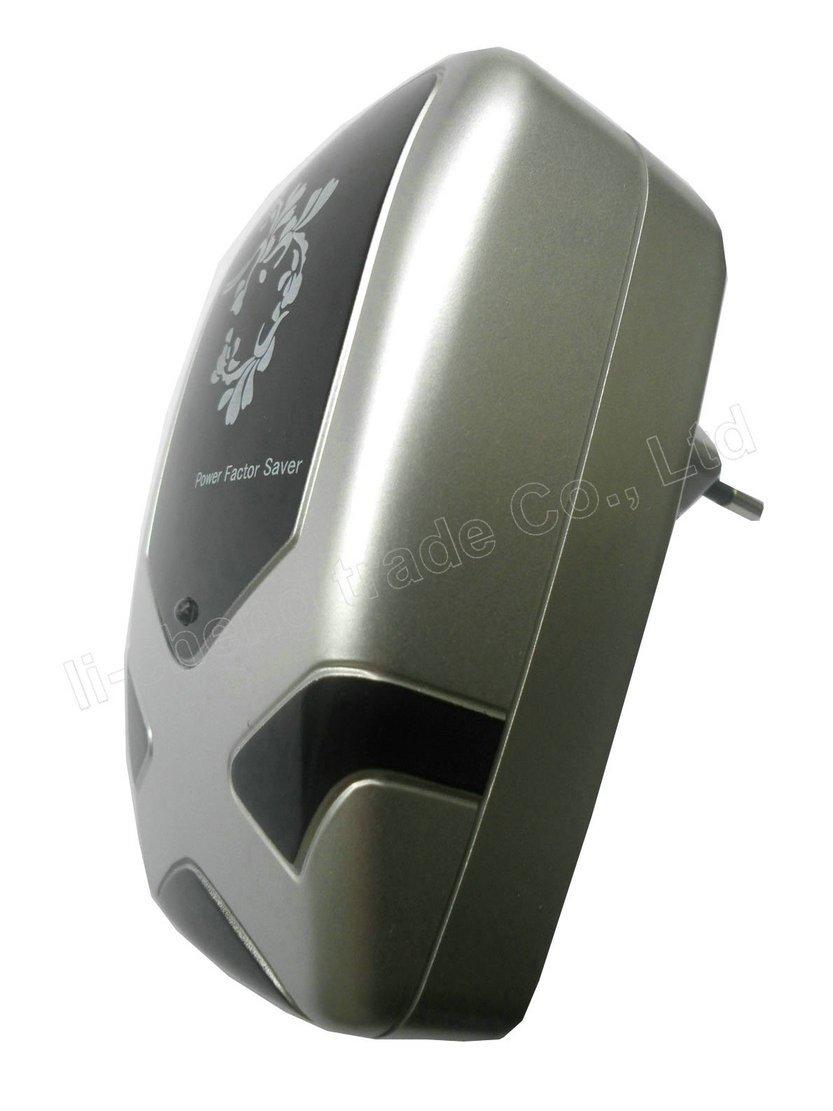 10PCS/LOT 30KW Electricity Energy Saving Box Power Saver box Save 30%-50% factory saver SD-004 Black(China (Mainland))