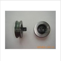 thyssen elevator upper roller diameter 48mm, bearing type 6200RS,elevator parts