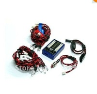 NEW 12 LED RC Car Flashing Light System