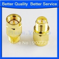 SMA male To RP-SMA female Straight RF connector Adapter