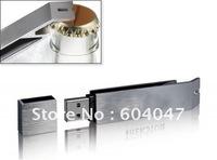 Metal Bottle Opener 8GB 16GB 32GB USB2.0 Flash Memory Stick, Free Shipping