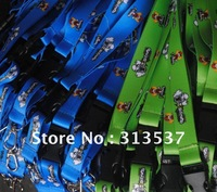 free shipping custom lanyard sublimation printed event lanyard  conference neck strap retail