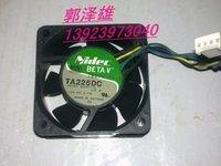 Nidec 6cm 6Cm 6025 Dual ball small air volume fanTA225DC M35572-35 Cooling Fan