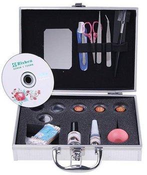 Free Shipping &Dropshipping False Eye Lash Eyelash Eyelashes Extension Kit Full Set with Case