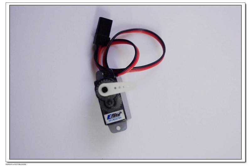 E-Flite Blade 400 Digital Micro Servo EFLRDS75H 7.5G 8G+free shipping rc helicopter part(China (Mainland))