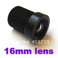 "16mm 20 Degree Angle Fixed CCTV IR Board Camera Lens for both 1/3"" and 1/4"" CCD chipsets"