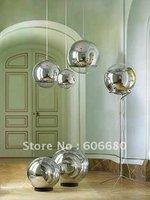 Diameter 20 CM Tom Dixon Silver Shade ceiling light Pendant Lamp x1piece + free shipping