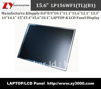 "15"" LCD screen LP156WF1(TL)(B1) LED backlight and WUXGA 1920*1080"