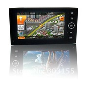 2011 new arrival 4.3'' car GPS with car DVR function free map 4GB TF card for gift