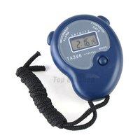 Digital Handheld Sport Stopwatch Stop Watch Alarm Clock@1558