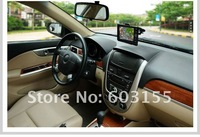 4.3'' car GPS with car DVR 2in1 function 4GB for gift 2011 christmas promotion