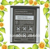 100PCS/LOT,rechargeable mobile phone battery bst-40 bst40 cellphone lithium Battery For P1/P1i/P1a