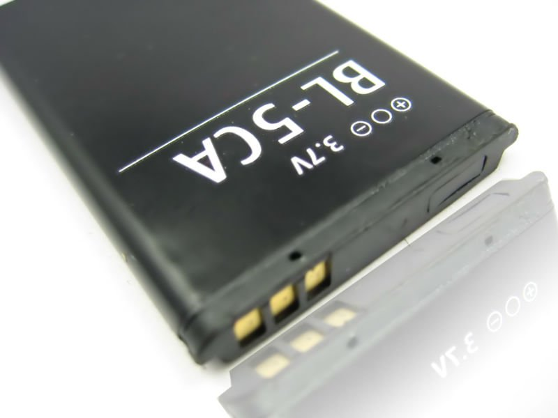 Goog quality with hotsales OEM Battery BL-5CA For NOKIA BL5CA BL5CA 1208 1680 1208 1680 BATTERY(China (Mainland))