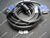 32 FT 10m SVGA VGA Monitor M/M Male To Male Extension Cable