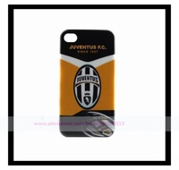 For iPhone 4 4S Soccer Club Hard Case 200pcs/lot + free shipping