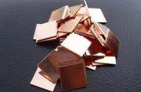 50pcslot   DV2000 V3000  DV9000 M1210 Heatsink Copper Pad Shim 15MM*15MM*1.0mm
