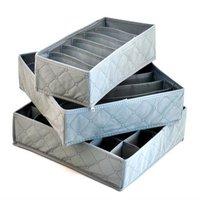 Storage clerk box sunrides box   non woven underwear storage box  Closet Organizer  storage box set of three