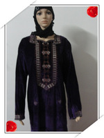 boutique dubai abaya with diamond and embroidery,muslim clothing,islamic abaya 081705