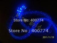 2700m/reel 0.75mm Sparkle Plastic Optical Fiber  ,water screen optical fiber,side glow optical fiber