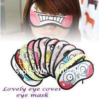 Free shipping eye mask eye cover Sleeping Mask Health Care Eyepatch