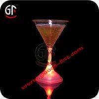 Flashing Martini Glass
