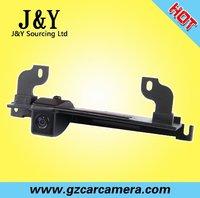 for Nissan 2010 Tiida, 170 degree wide angle automatic car camera JY-9547